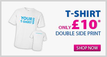 cheap t-shirt printing london