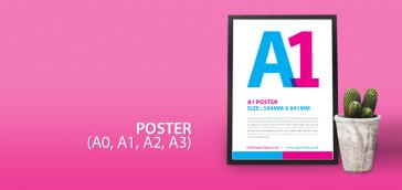 Large Format Dream Poster Printing
