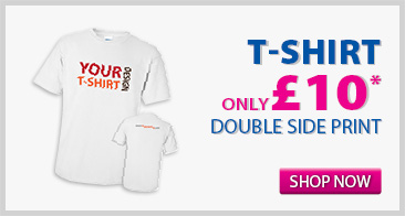 T-SHIRT ONLY £10