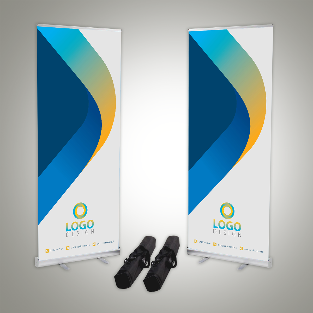 Standard Roller Banners Roll Up Banners Pop Up Banners