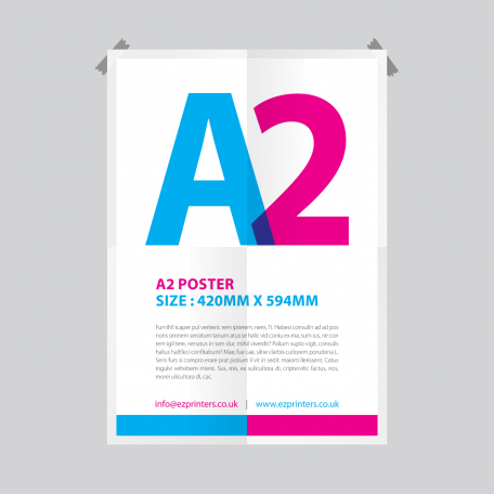 a2 poster printing