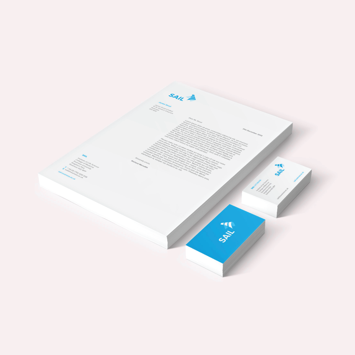 Business Startup Package | Business Cards | 250 Letterheads | ez ...
