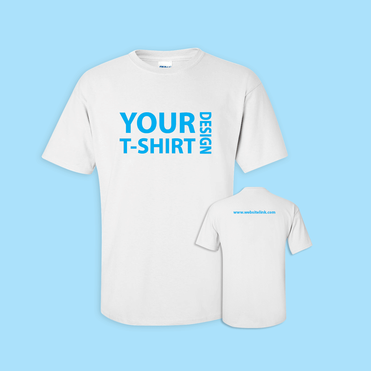 Personalised t shirt cheap t shirts printing london ez for Print t shirt cheap