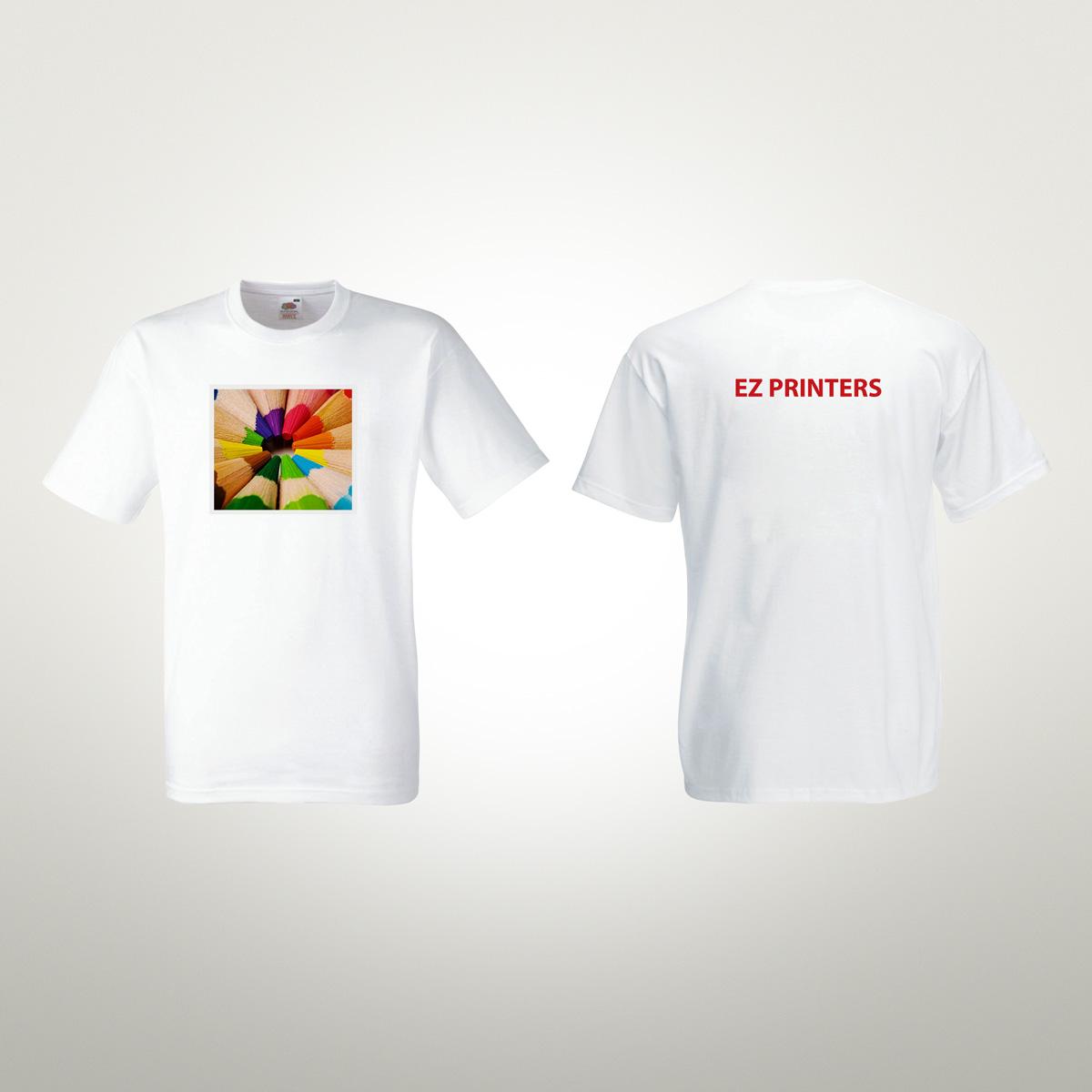 Personalised T-Shirt | Cheap T-shirts Printing London | ez ...