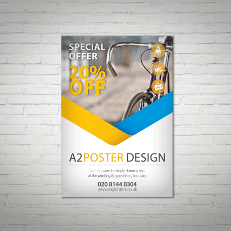 trade price a2 poster printing london e3 near me