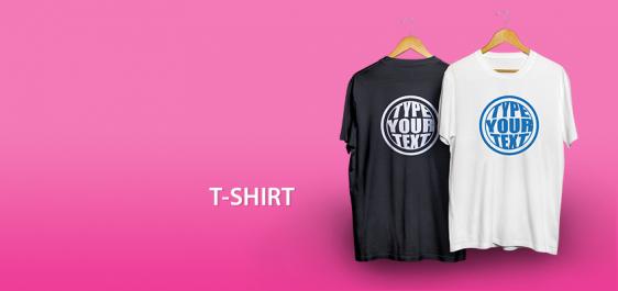 Custom Printed Fashion T-Shirts