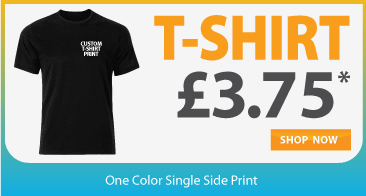 cheap last minute instant t shirt printing shop in london near me
