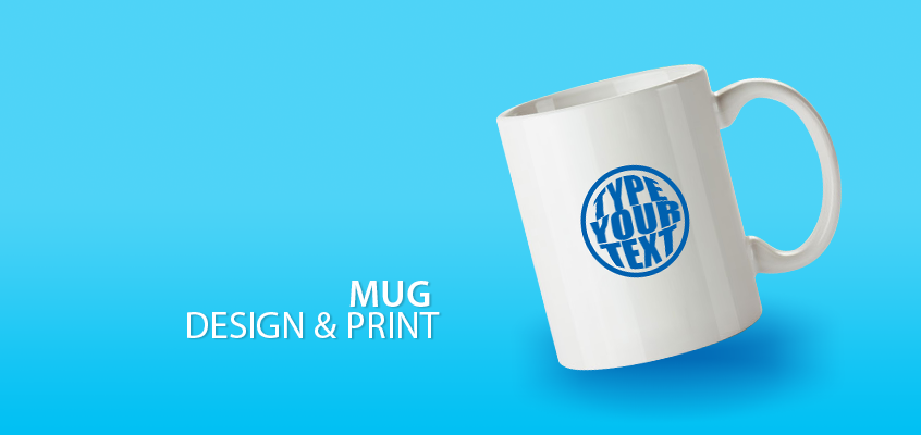 Full Colour Quality And Cheap Personalized Mug Printing in UK