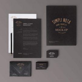 Stationery Branding