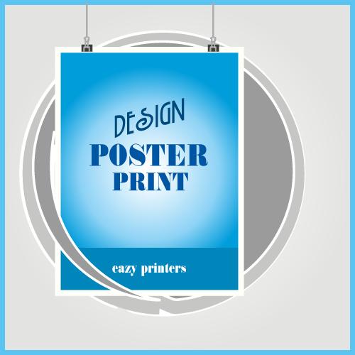 DESIGN POSTER PRINT