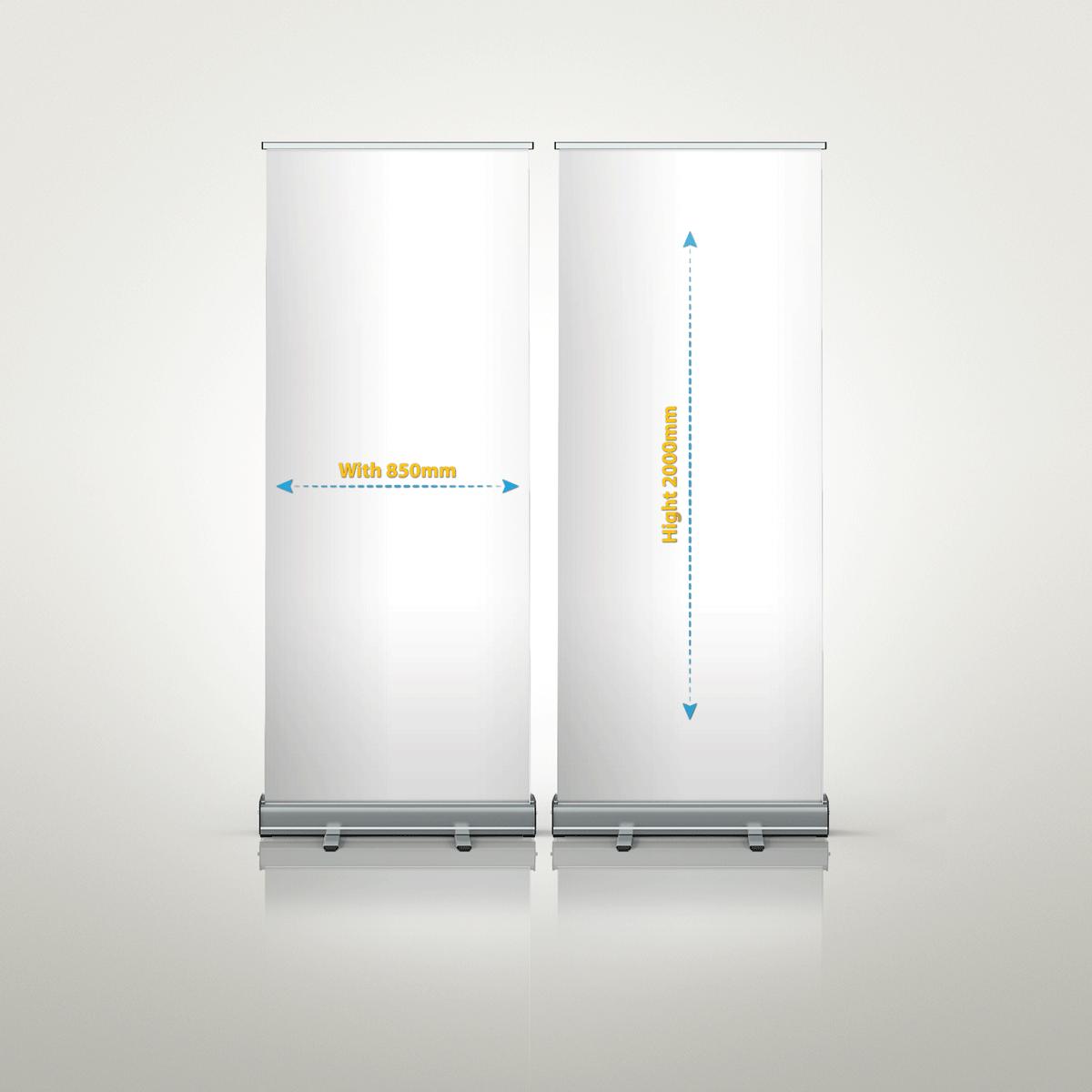 best pvc roller banner pop banner printing company london ec3 near me