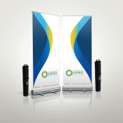 instant print standard roller banner free delivery london e1 near me
