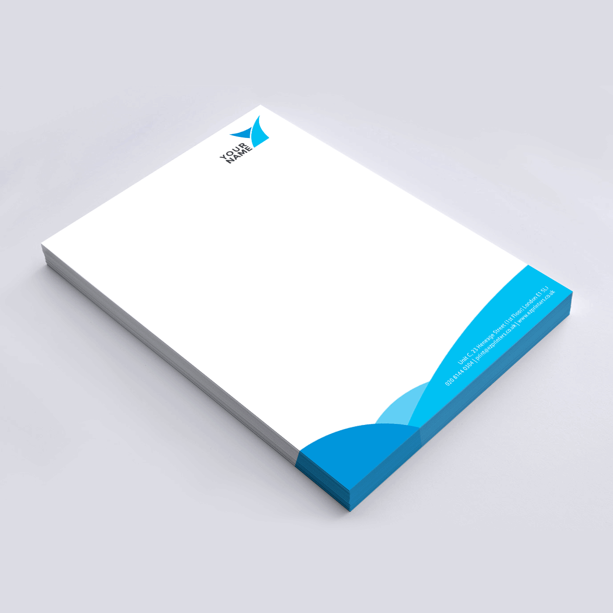 letterhead for business