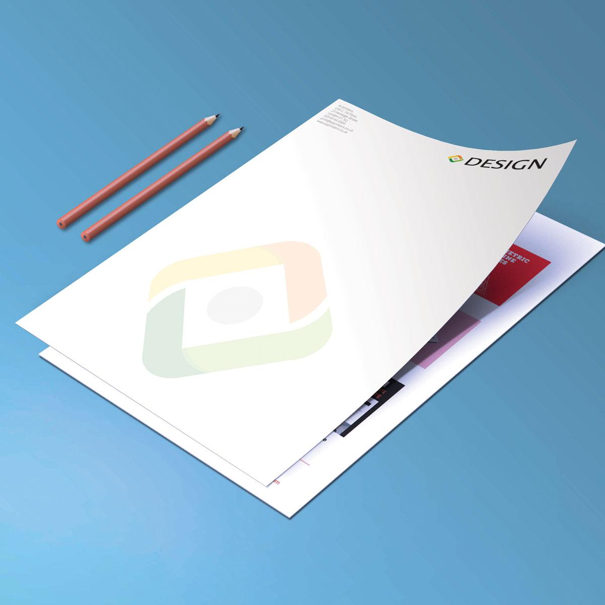 best letterhead printing free artwork check london ec2 near me