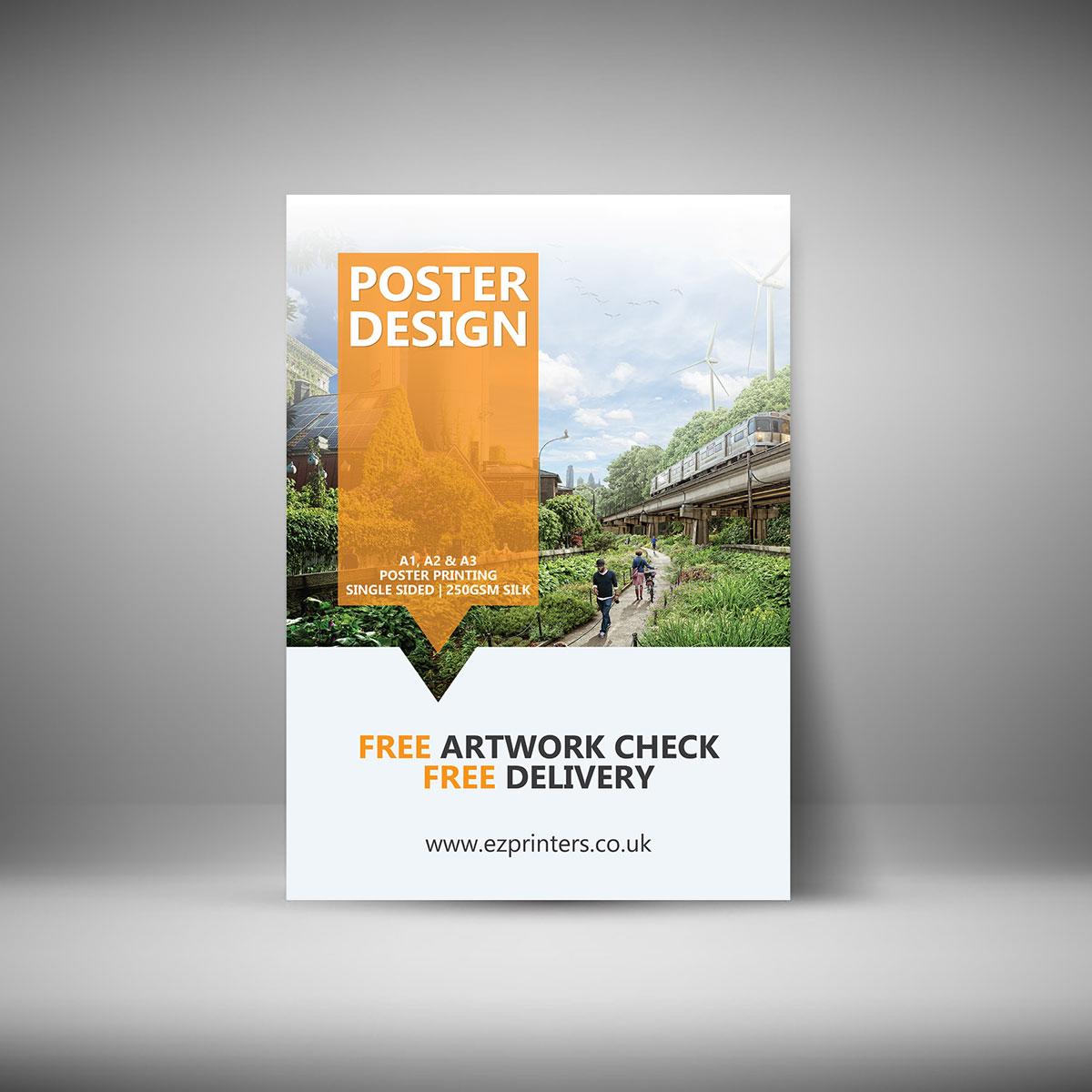Best Poster Printing Uk