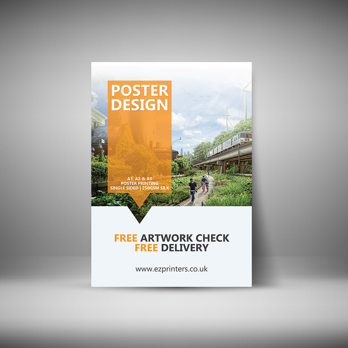 best a3 poster printing company london ec3 near me