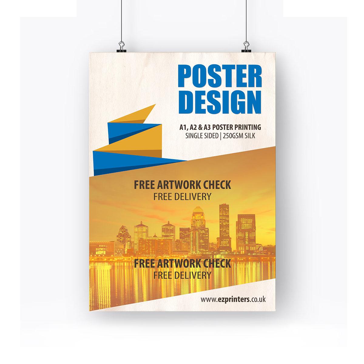 london cheap a3 poster printer free delivery e1 near me