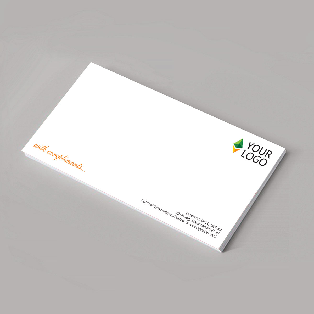 instant high quality compliment slips trade printer london ec3 near me