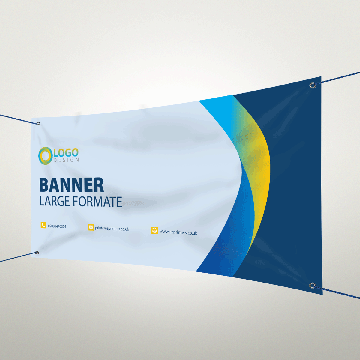free delivery high quality roller banner trade price- n london ec2 near me