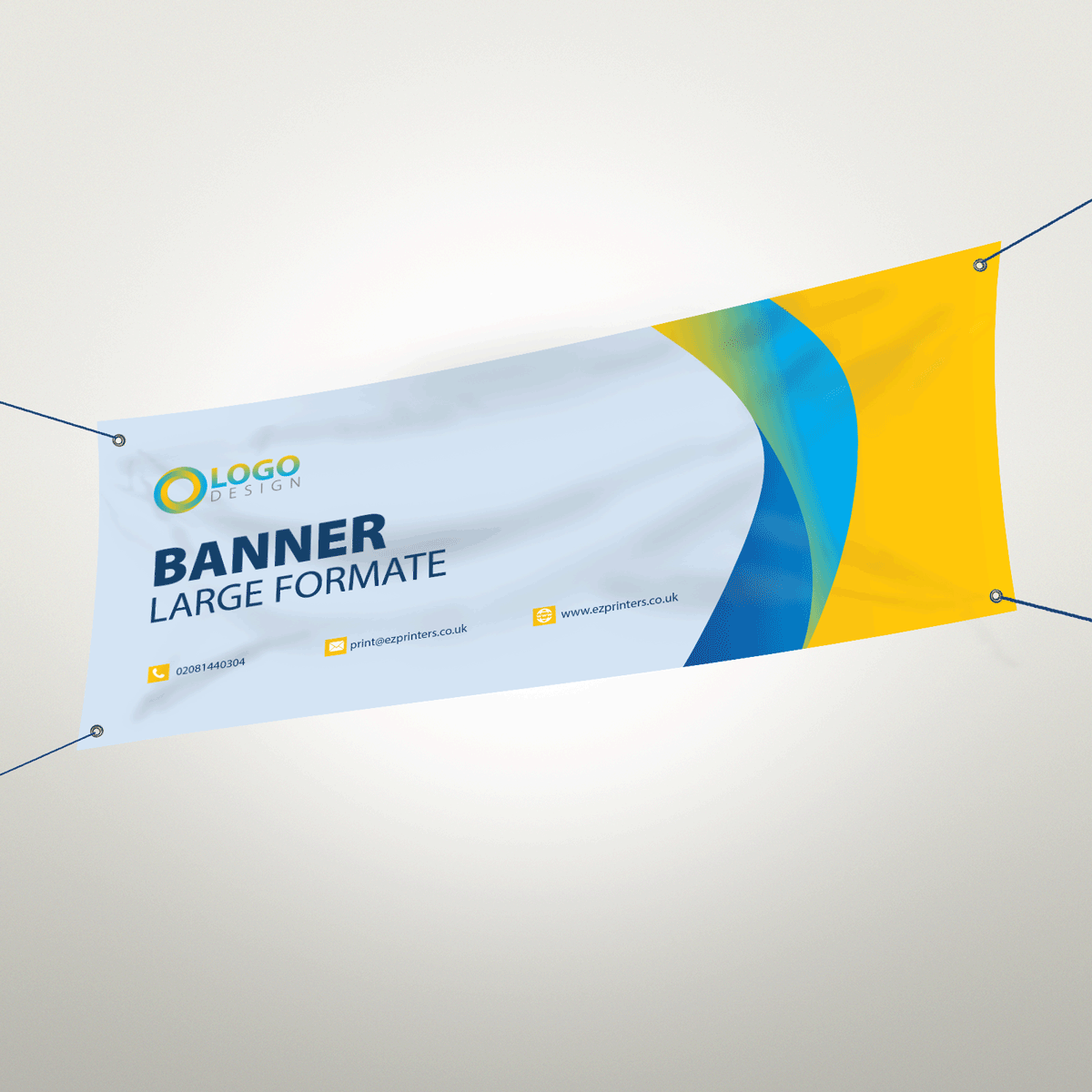 instant high quality standard pvc banner trade printer london e2 near me