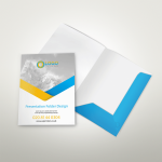 cheap interlocking presentation folder printing free delivery london near ec1 me