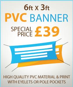 pvc banners london
