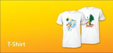 Affordable quality summer t-shirt print