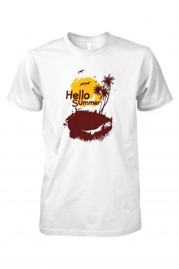 Summer T-shirts Print