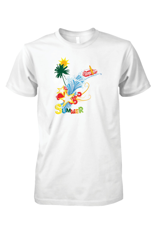 Summer T Shirt Print Ez Printers