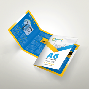 best a6 folded leaflets printing free delivery london e1 near me