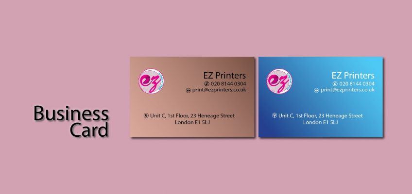 How Premium Business Cards can Increase Your Sales and Profit