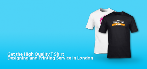 High Quality T Shirt Designing and Printing in London