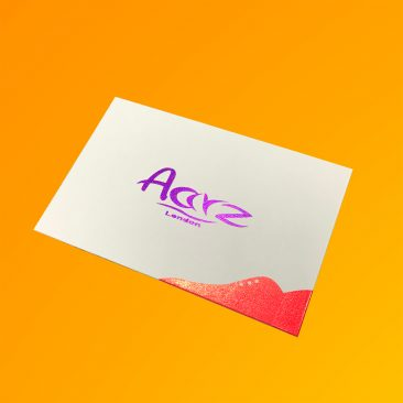 450gsm business cards