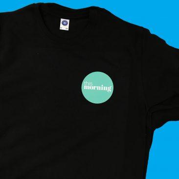 same day t-shirt printing London