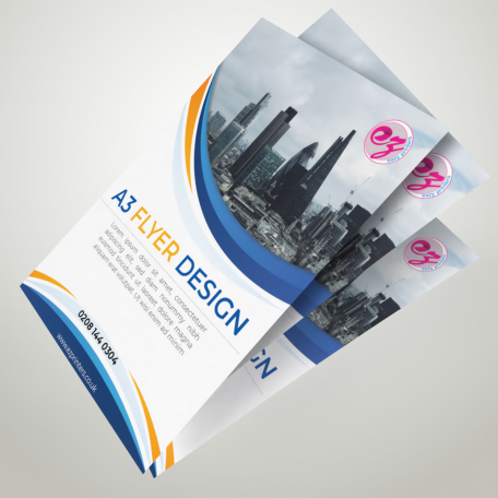 A3 Flyer Printing
