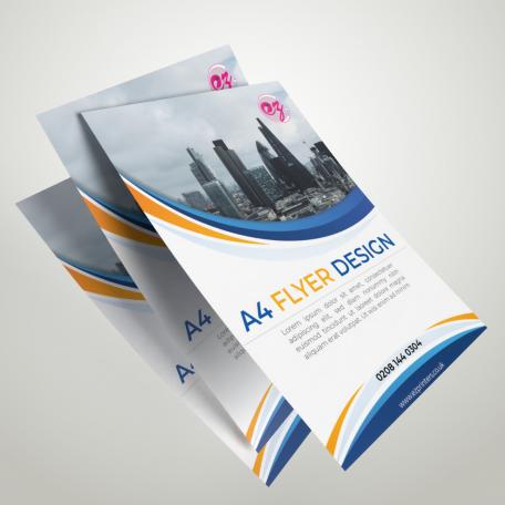 a4 flyer