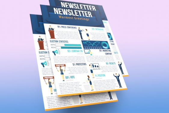 Step by Step Instructions to Print Well Designed Newsletter to Increase Sales and Profit