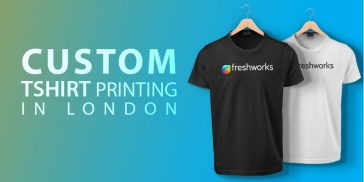 Custom T-Shirt Printing to Promote Your Service and Products