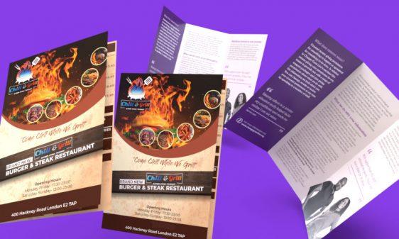 5 Reasons Why People Like Leaflet Printing London