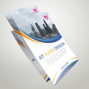 A7 Flyers / Leaflets