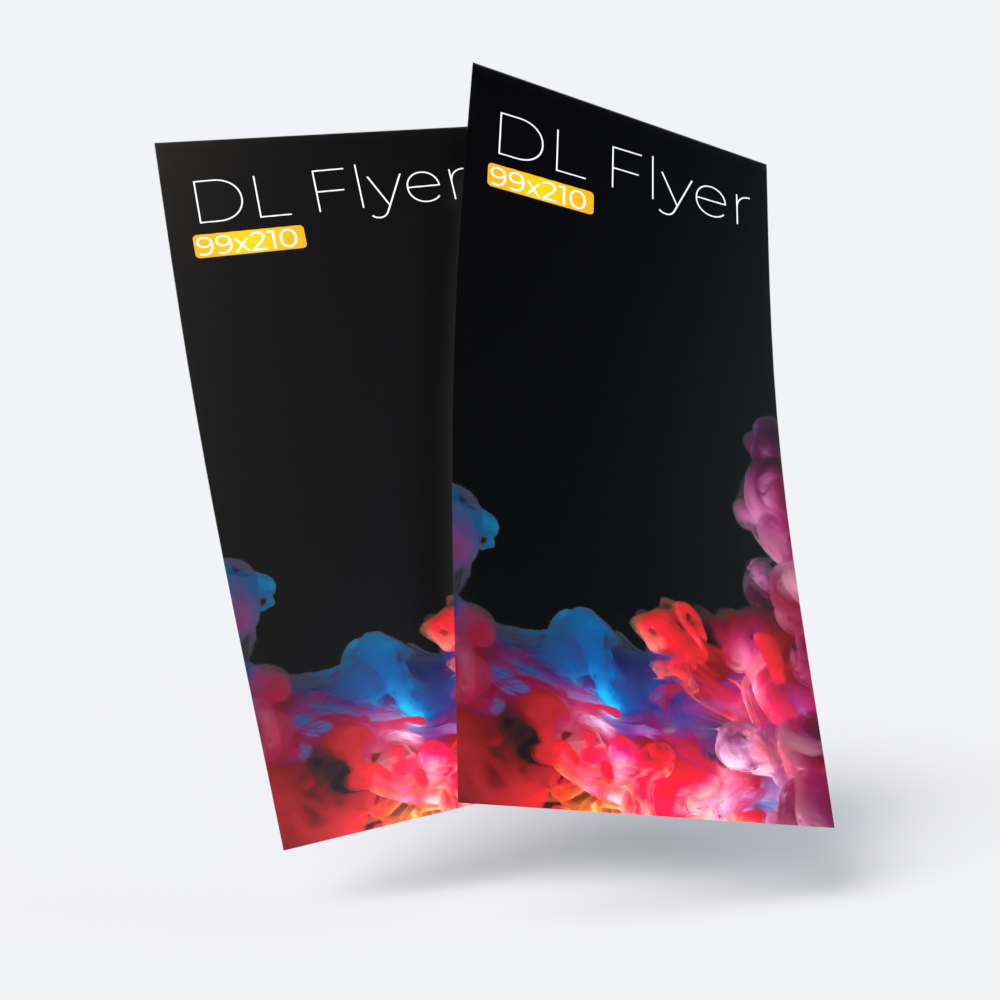 Cheap instant last minute quality single and double sided dl 350 gsm flyers leaflets printing shop in east london shoreditch local