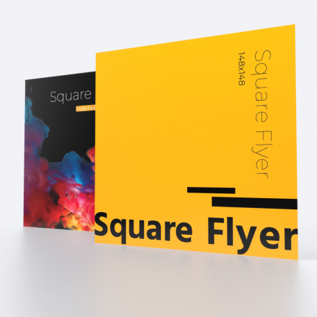 Cheap instant last minute quality single and double sided 148 x 148 350 gsm flyers leaflets printing shop in east london shoreditch local
