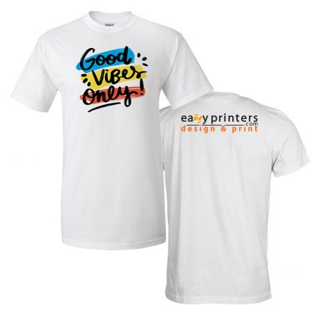 Affordable cotton high quality colour heat press sublimation vinyl screen dtg custom print personalise t shirt print shop london united kingdom local e1 near me